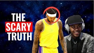 THE SCARY TRUTH ABOUT BRANDON INGRAM| BRANDON INGRAM DVT| TheBlackRanger X