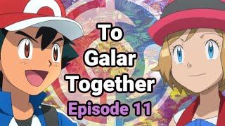 To Galar, Together: Episode 11 - Bede the Dynamaxer!