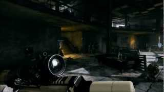 "Medal of Honor: Warfighter ""Old Friends"" Stage"