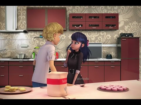 Miraculous Ladybug Speededit: Marinette and Adrien 2  |Adrinette|