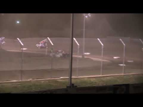 Attica Raceway Park 410 Sprint Car Feature 4-13-18