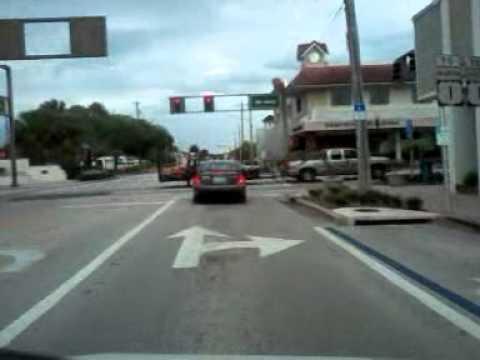 Driving around Vero Beach Florida