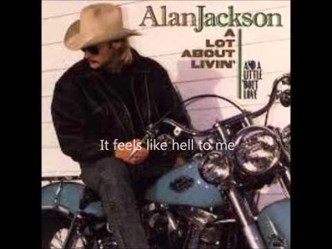 Tropical Depression - Alan Jackson Lyrics