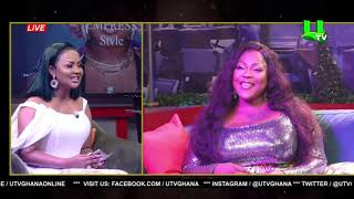 United Showbiz with Empress Nana Ama McBrown feat. Shatta Michy & Mona Gucci (20/02/2021)