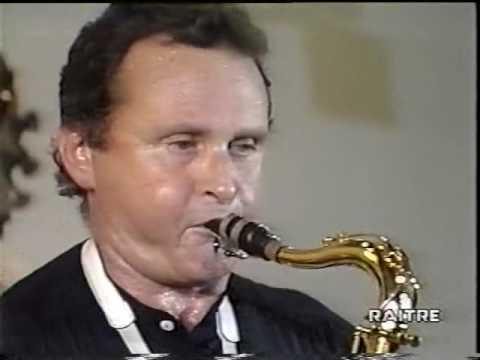 1983   Stan Getz, Jim McNeely, George Mraz, Victor Lewis