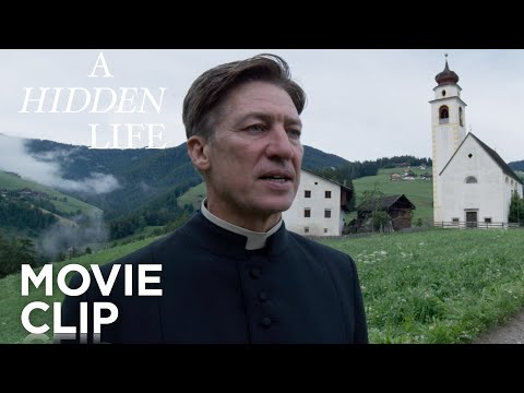 "A HIDDEN LIFE | ""We're Killing Innocent People"" Clip 