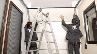 Portes De Garage Sectionnelles MCA  BeneFit XL FR HD