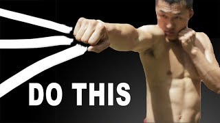How To Throw A Cross - Muay Thai Champion Shares in 5 Minutes