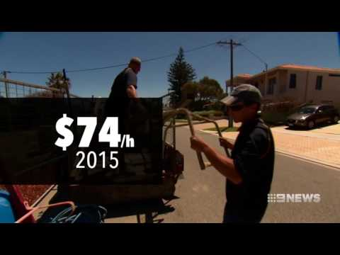 Cheap Tradies | 9 News Perth