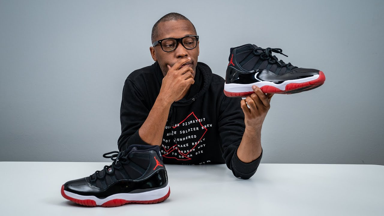 The AIR JORDAN 11 IS THE BEST..AND THAT