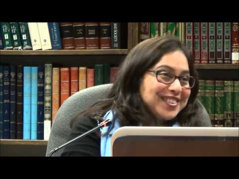 Dr. Shabana Mir Discusses Muslim American Women on Campus