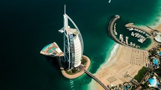 Dubai in 4K | Burj Al Arab & Jumeirah Zabeel Saray