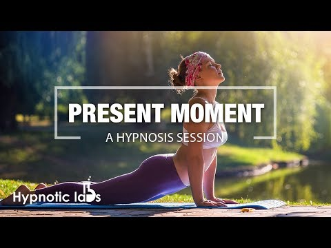 Guided Meditation for Living in the Present Moment