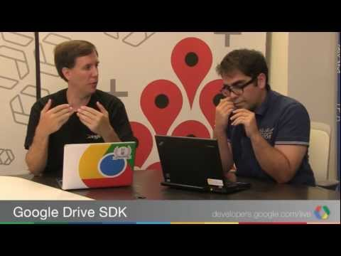 Google Drive SDK: Sharing files and managing permissions