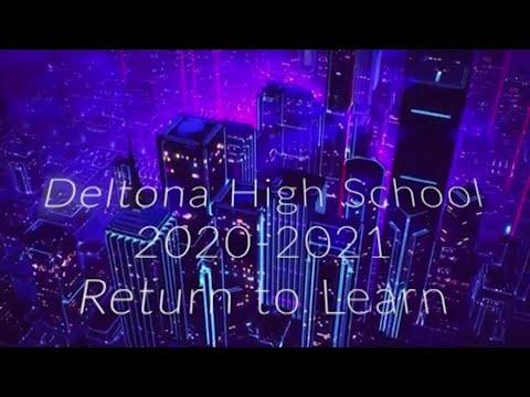 """Deltona High School """"Return to Learn"""""""