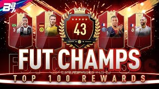 Top 100 Fut Champions Rewards Red If Player Picks Fifa 19 Ultimate Team