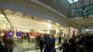 Apple Store Grand Reopening, Washington Square, Portland, OR