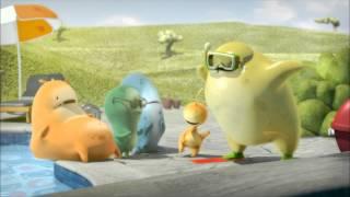 Glumpers, videos engraçados para rir com crianças. Desenhos animados