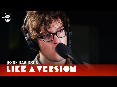 Jesse Davidson - Laika (live on triple j)