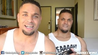 Leg Raises Captain's Chair A Horrible Abs Exercise..... @hodgetwins