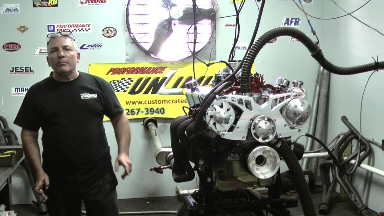 363CI 302 Based SBF Stroker Crate Engine • Proformance