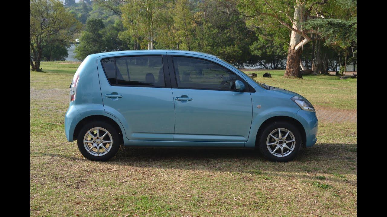 2007 Daihatsu Sirion 1.3i