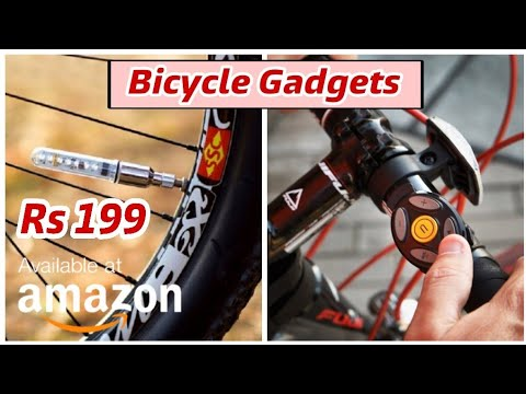 Top 5 Cheapest Bicycle Electronics Gadgets You Can Buy On Amazon 2018 | Flipkart | Online Shopping