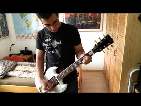 Bad Religion - The Island (Cover by: MrDave)