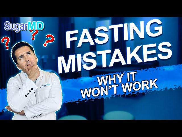 Top Intermittent Fasting Mistakes! These are What You Do Wrong!
