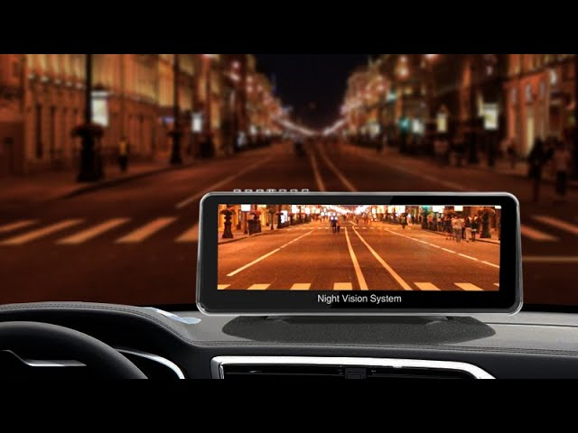 Lanmodo Vast // 1080P Automotive Night Vision System (Without 720P Rear View Camera) video thumbnail