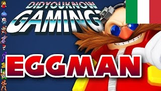 sonic s dr eggman robotnik did you know gaming ita feat saphircloud