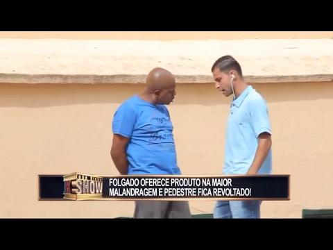 """Pegadinhas 4 - Quer Açaí na Mão? João Kleber Show """"Rede TV"""" Toninho Tornado"""
