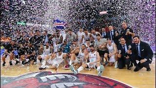 ¡El Real Madrid campeón de la Liga Endesa 2017-18!