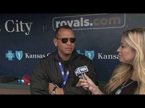 NYY@KC: Rodriguez excited to debut as color analyst