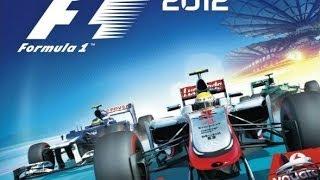 F1 2012: Ep1 - Training Days