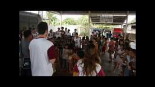 Treston International College: NSTP Outreach Activity (First Year)