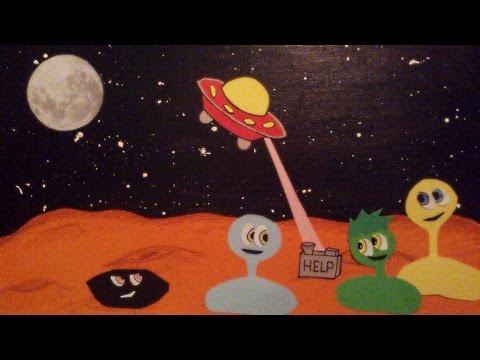 Alieni pazzeschi piccolo uomo cresce youtube