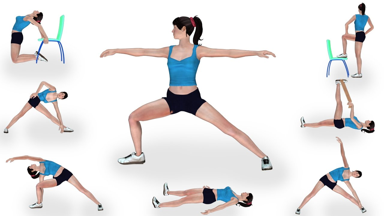 Yoga Poses For Osteoporosis