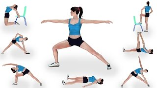 10 Best Yoga Poses for Osteoporosis