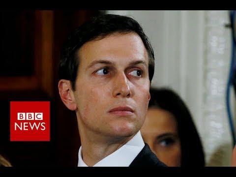 Trump son-in-law denies Russia collusion - BBC News