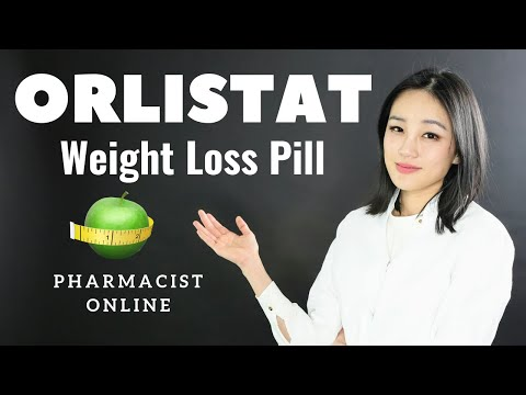 Orlistat | Xenical | Alli | Weight Loss Pill | How to lose weight FAST! 2020