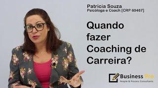 Quando fazer Coaching de Carreira?