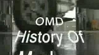 OMD ---History Of Modern(Maxi RMix von DJ Blackwave&DJ Trancemann