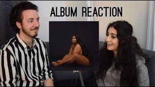 Lizzo - Cuz I Love You ALBUM REACTION