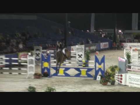 Angelique Hoorn Tinette (Carnute x Fruhling) NIC Assen Prijs Int. springconcours(1.45m)
