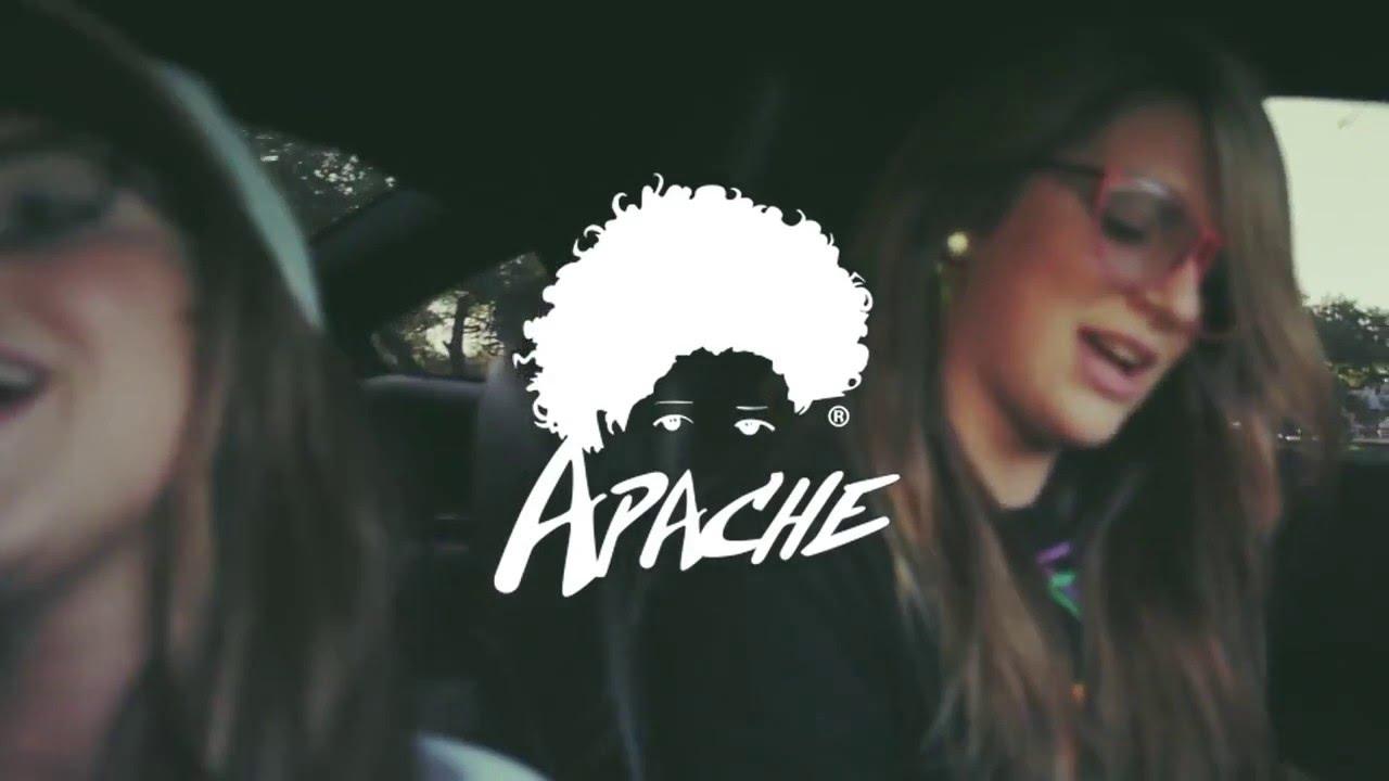 ponmela en el aire apache