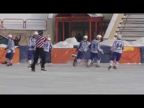 Хоккей с мячом. Чемпионат России 2013-2014 (4)