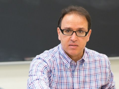 Translator and Poet Khaled Mattawa, 2014 MacArthur Fellow