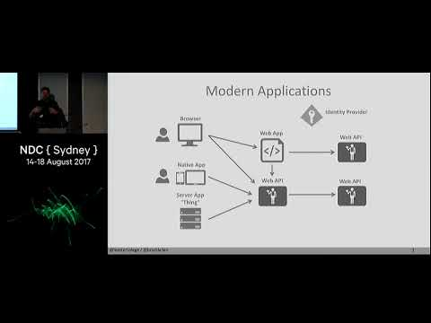 Implementing authorization in web applications and APIs - Dominick Baier
