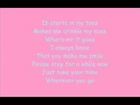 Bubbly-Lyrics